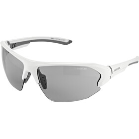Alpina Lyron HR VL Gafas, white-grey